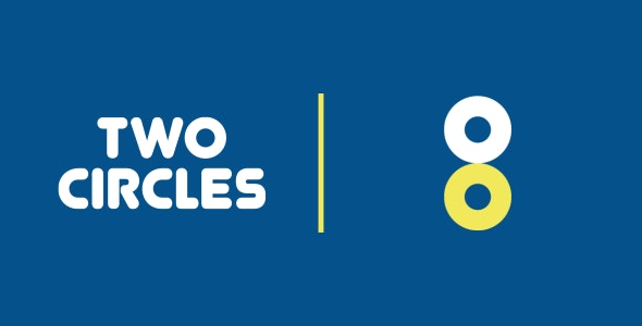 Two Circles | HTML5 | CONSTRUCT 3 - CodeCanyon Item for Sale