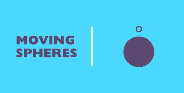Moving Spheres | HTML5 | CONSTRUCT 3