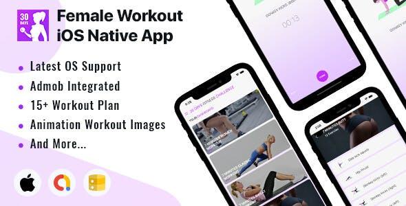 Female Workout - iOS