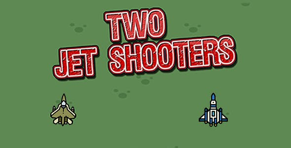 2 Jet Shooters - HTML5 PC Game
