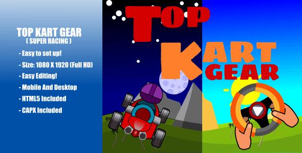 Top Kart Gear | Super Racing