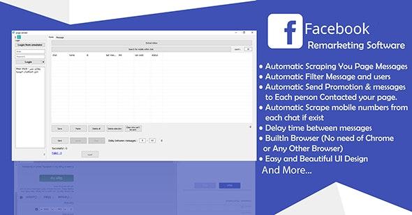 Facebook Fans Bulk Inboxer - CodeCanyon Item for Sale