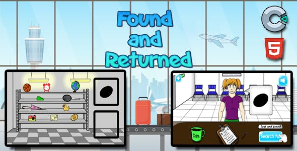 Found and Returned - HTML5 PC Game