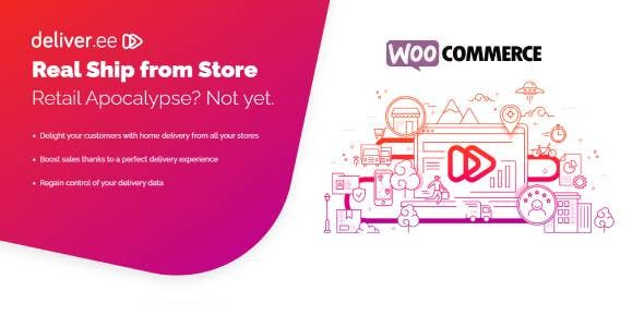 Deliver.ee - Instant/appointment delivery from Store Module