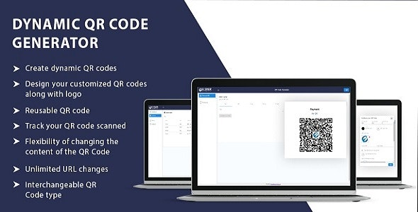 Dynamic QR code generator - CodeCanyon Item for Sale