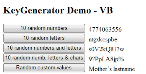 Random Number Generator Plugins, Code & Scripts from CodeCanyon