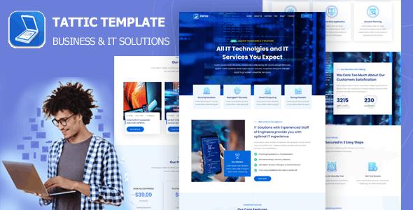 Tattic - Business & IT Solutions Company