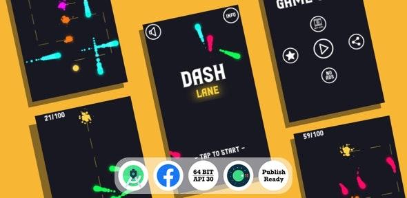 Dashlane : (Android Studio+Facebook Ads+Inapp+Leaderboard+ready to publish)  6 February 2021