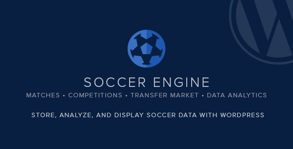 Soccer Engine - CodeCanyon Item for Sale