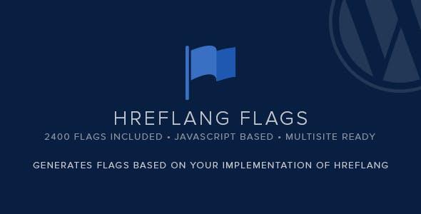 Hreflang Flags