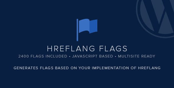 Hreflang Flags - CodeCanyon Item for Sale