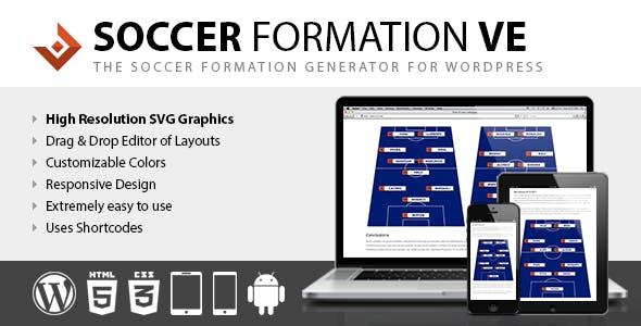 Soccer Formation VE