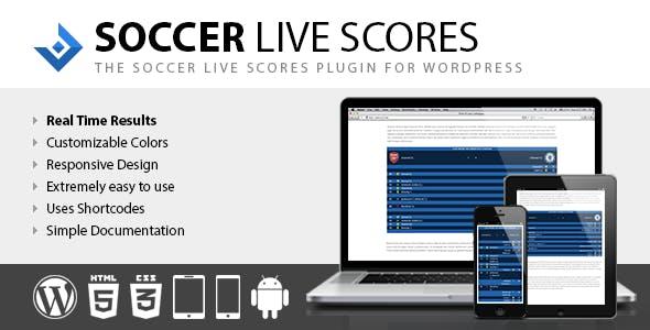Soccer Live Scores