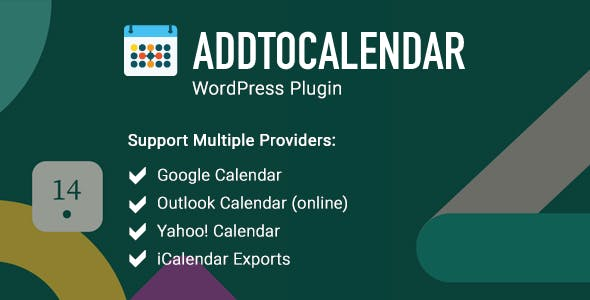 AddtoCalendar - WordPress Event Plugin