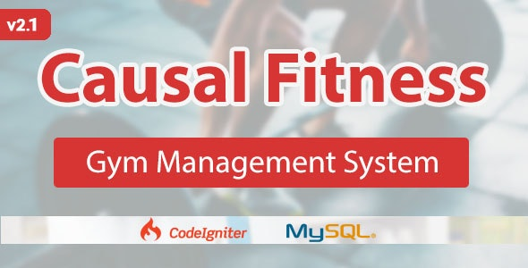 Casual Fitness  - Gym Management and Administration System - CodeCanyon Item for Sale