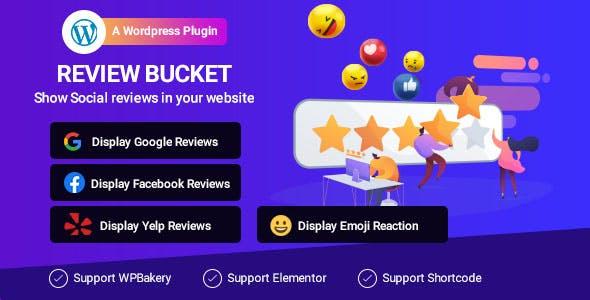 ReviewBucket - Business review bundle WordPress Plugin