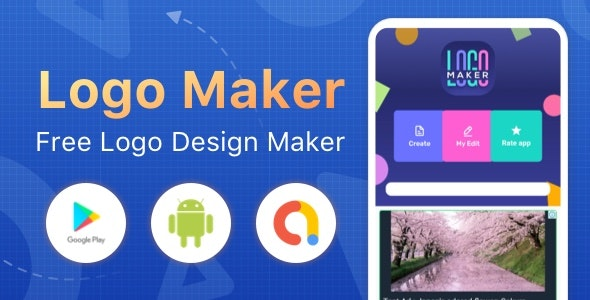 Logo Maker - Graphic Design & Logo Creator - CodeCanyon Item for Sale