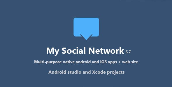 My Social Network (App and Website)
