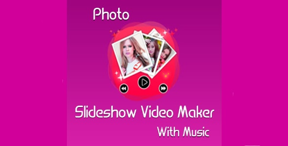 Photo slide show maker android app with admob - CodeCanyon Item for Sale