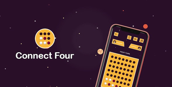 Connect Four - Android - CodeCanyon Item for Sale
