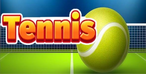 Tennis 3D Game