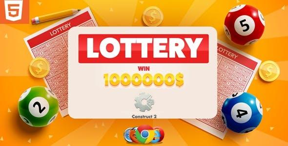 Lottery - HTML5