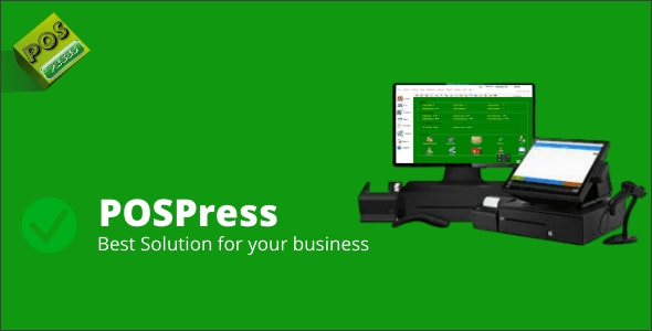 POSPress Retail Management System - CodeCanyon Item for Sale