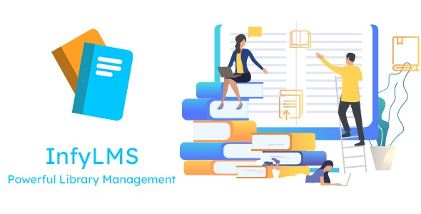 InfyLMS - Library Management System with E-Books (Laravel + ReactJS) - CodeCanyon Item for Sale