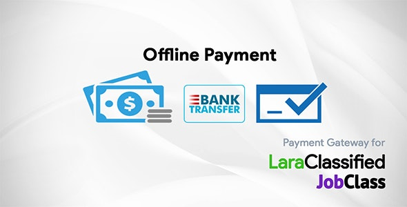 Offline Payment Gateway Plugin - CodeCanyon Item for Sale