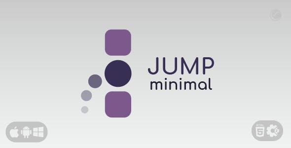 Jump Minimal | HTML5 • Construct Game