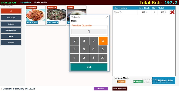 Restaurant / Hotel Management Pos - CodeCanyon Item for Sale