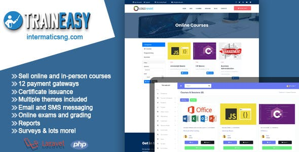 TrainEasy LMS - Training & Learning Management System