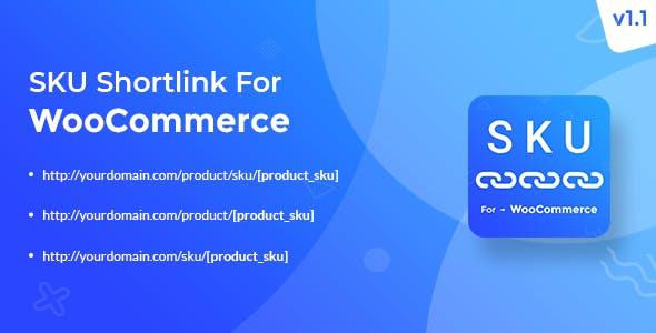 SKU Shortlink For WooCommerce