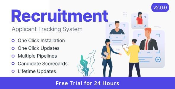 Rookie - Recruitment Management System