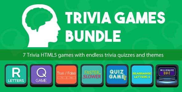 Trivia Games Bundle