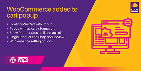 WooCommerce Added to Cart Popup - CodeCanyon Item for Sale