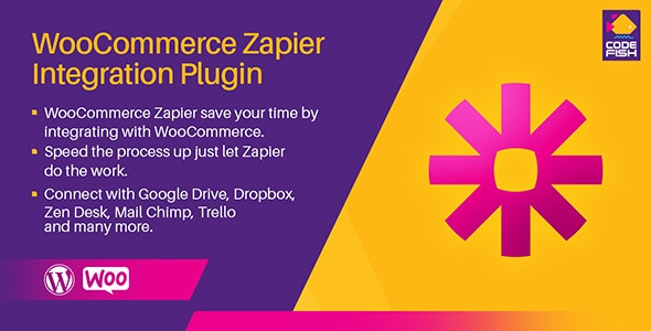 WooCommerce Zapier Extension Plugin - CodeCanyon Item for Sale