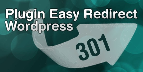 Easy Redirect Wordpress - CodeCanyon Item for Sale