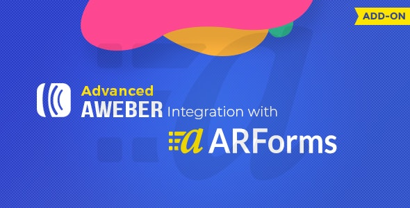 Advanced Aweber integration with ARForms - CodeCanyon Item for Sale