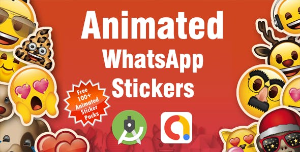 Animated Stickers for WhatsApp - WAStickerApps ( Sticker Keyboard ) working code