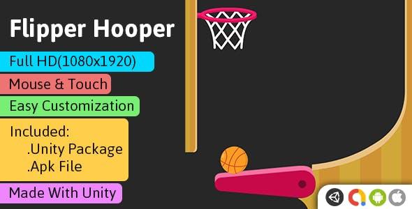 Flipper Hooper - Unity Casual Game