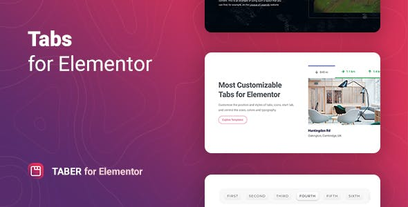 Taber – Tabs for Elementor
