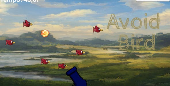 Avoid Bird Starter Kit + Unity Project + Assets + Android, PC and Xbox