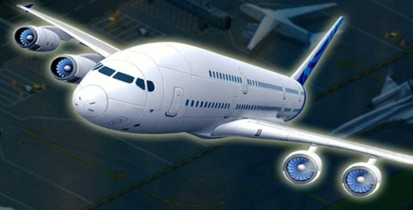 AeroPlane Landing Simulator - CodeCanyon Item for Sale