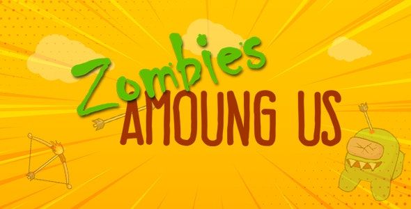 Zombies Amoung Us. hrml5 & pc & mobile(adMob) - CodeCanyon Item for Sale
