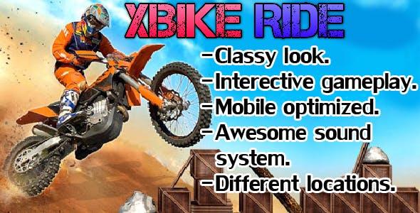 XBIKE RIDE ( CONSTRUCT 2 + HTML5)