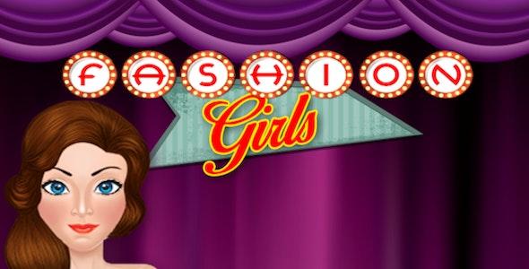 Fashion Girl Game - CodeCanyon Item for Sale