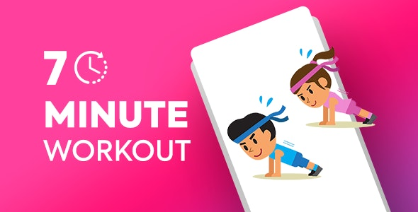 7 Minute Workout for Android - CodeCanyon Item for Sale