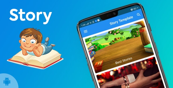 Story Template for Android - CodeCanyon Item for Sale