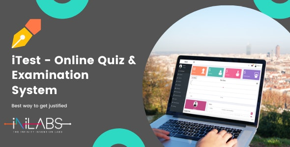 iTest - Online Quiz & Examination System - CodeCanyon Item for Sale